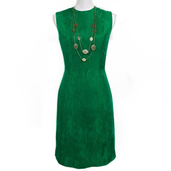 Carol Craig Dresses & Skirts - Vintage Carol Craig Green Dress